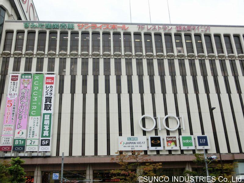 東京支店への道のり3