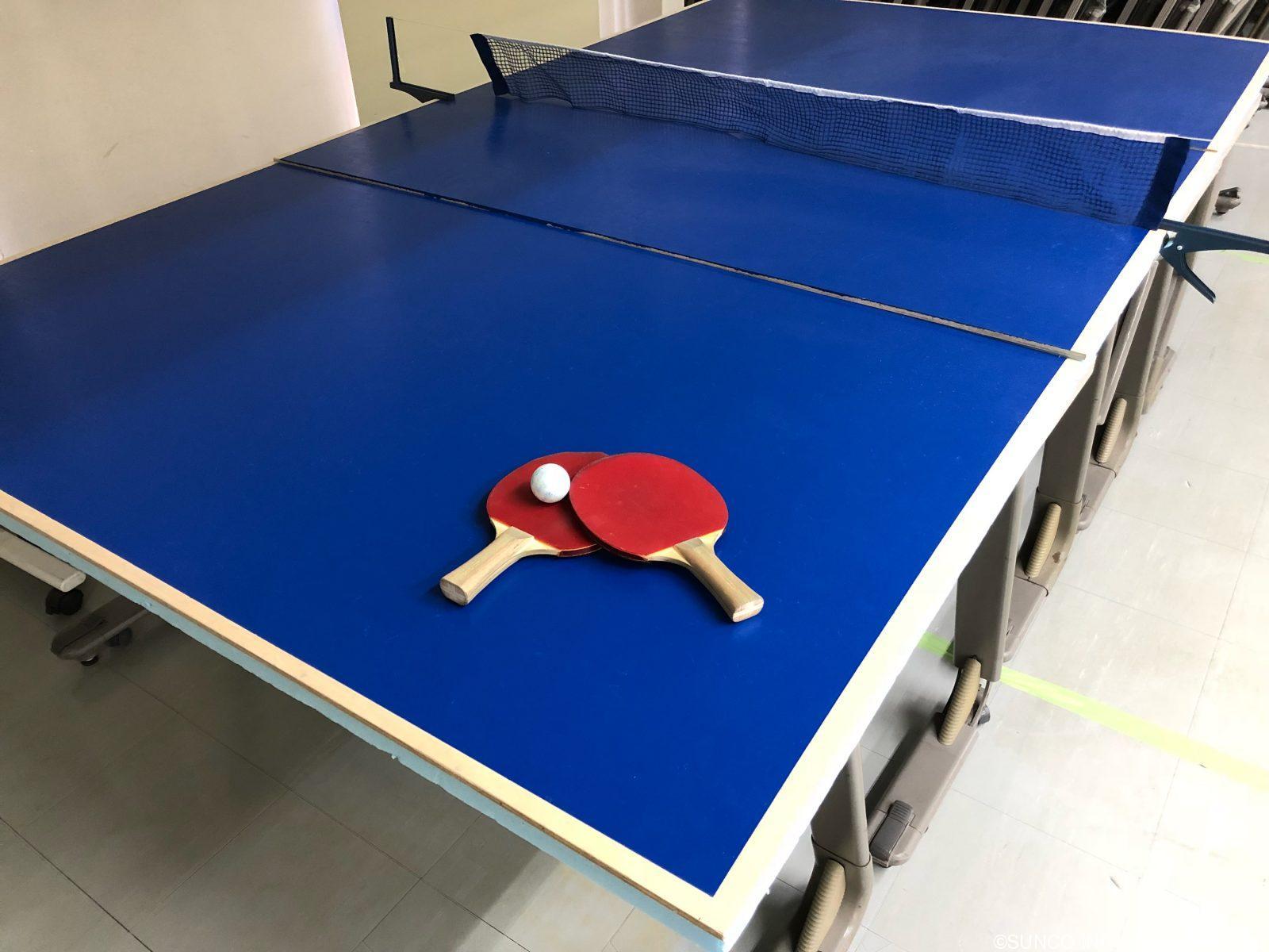 卓球スペース
