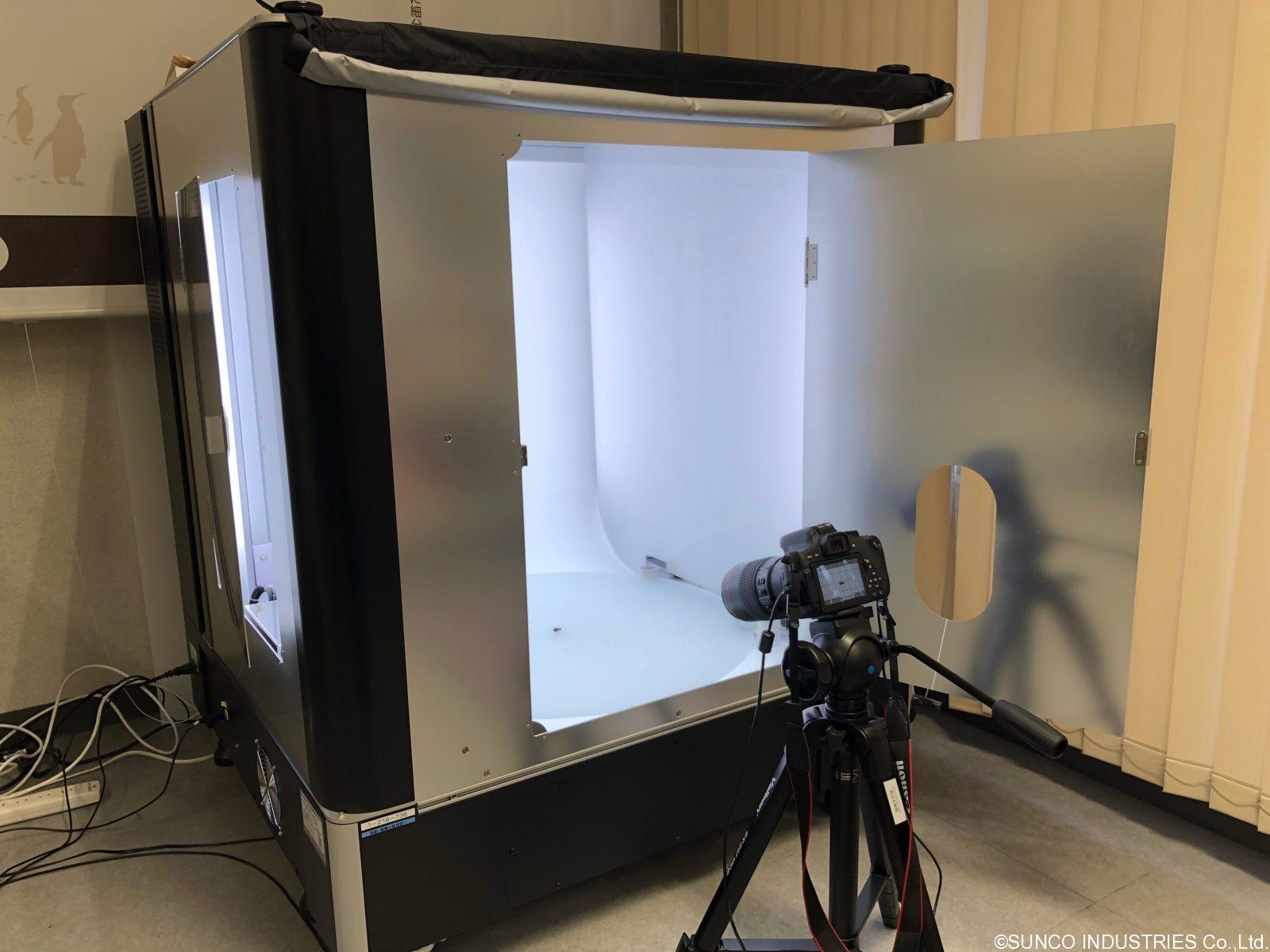 写真撮影スタジオ