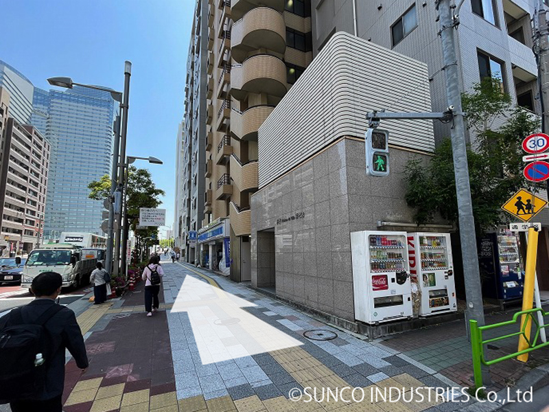 東京支社への道のり12