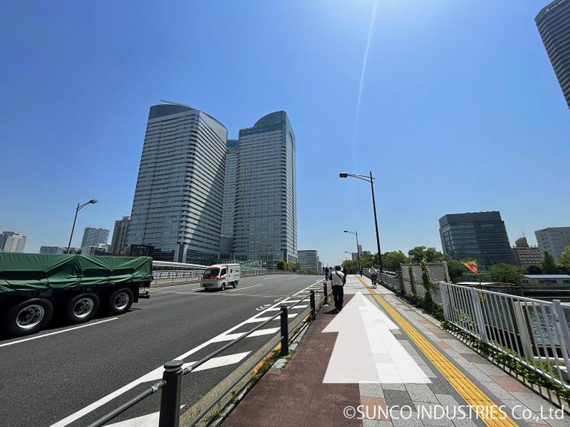 東京支社への道のり14