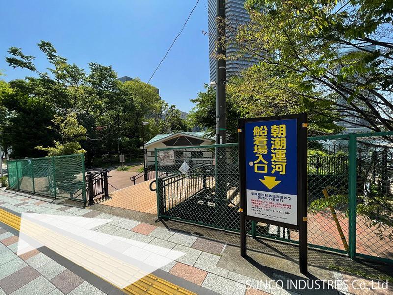 東京支社への道のり15