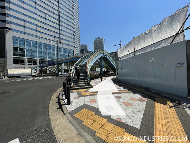 東京支社への道のり17