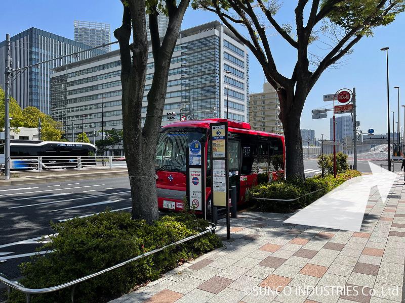 東京支社への道のり19