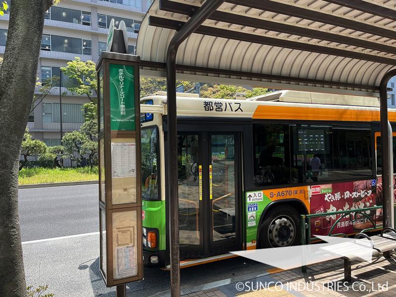 東京支社への道のり20