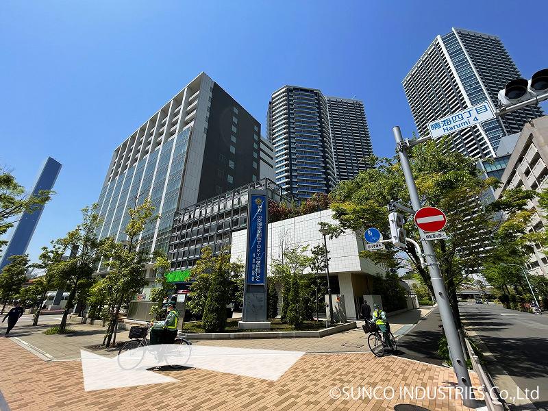 東京支社への道のり21