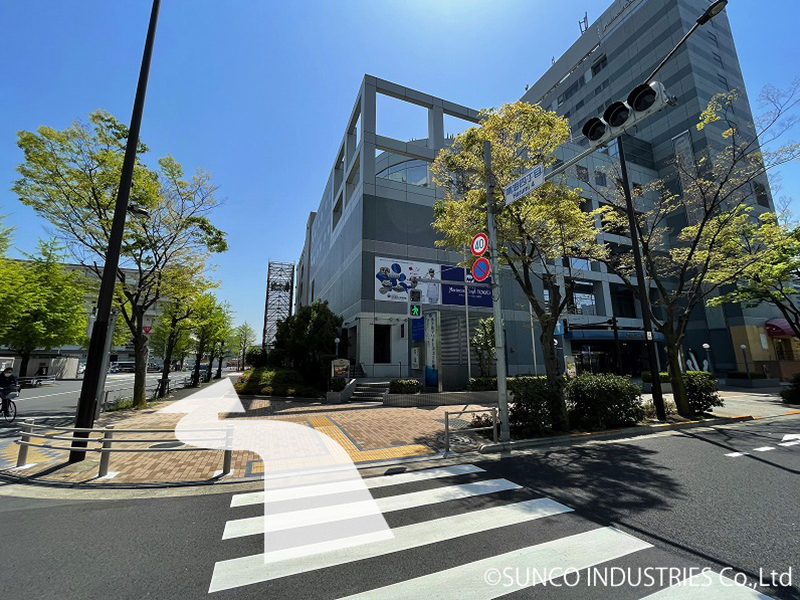 東京支社への道のり22
