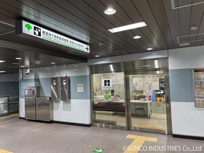東京支社への道のり5