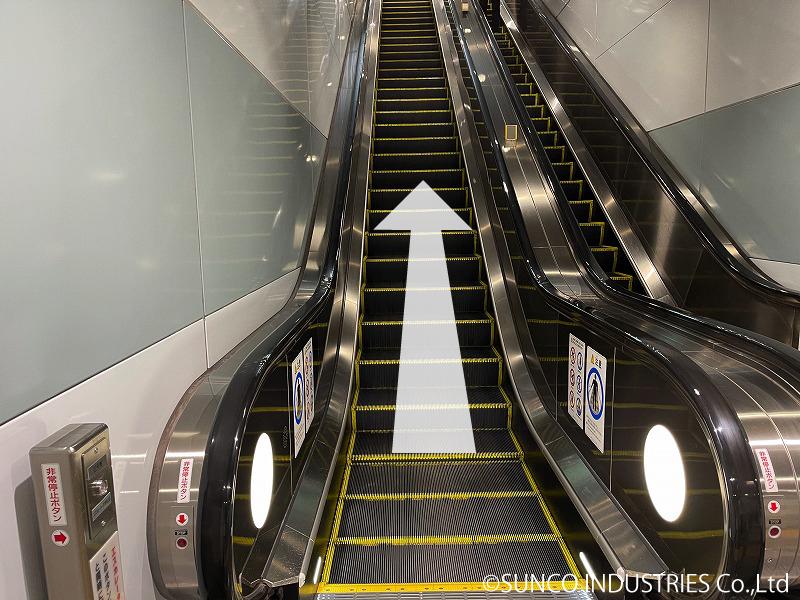 東京支店への道のり7